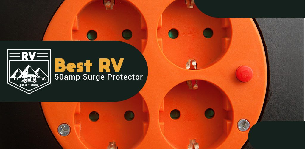 Best RV 50amp Surge Protector