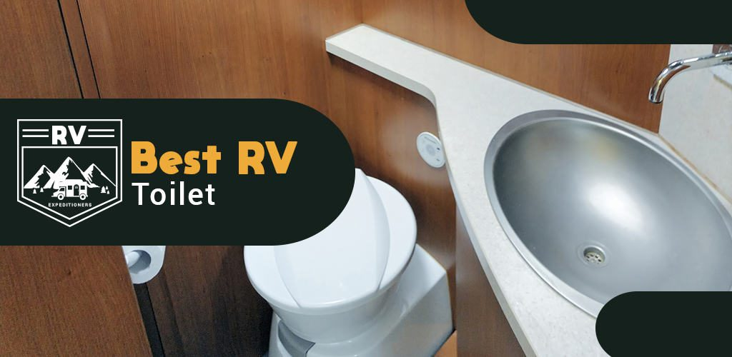 Top RV Toilet