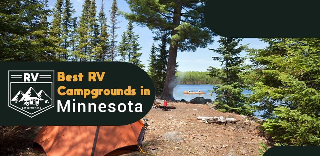 best rv campgrounds in minnesota