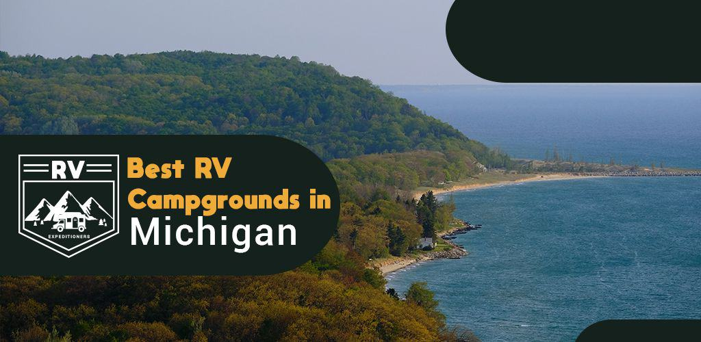 best rv campgrounds in michigan
