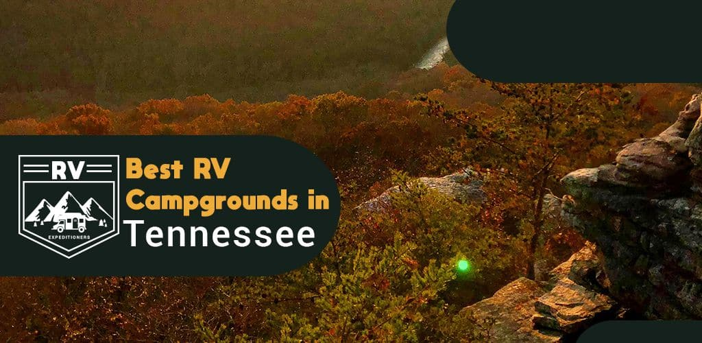 best rv campgrounds in tennessee