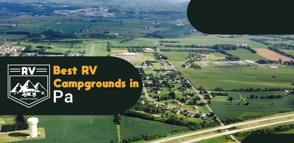 best rv campgrounds in pa
